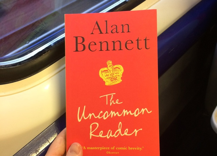 The Uncommon Reader Alan Bennett book review