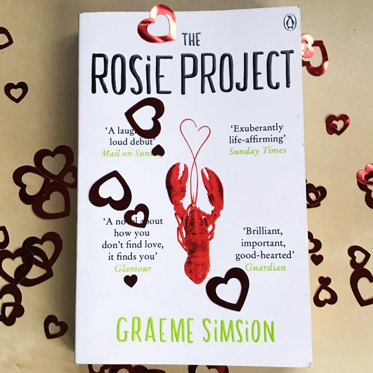 the rosie project graeme simsion book review