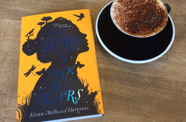Review The Girl Of Ink And Stars Books On The 747