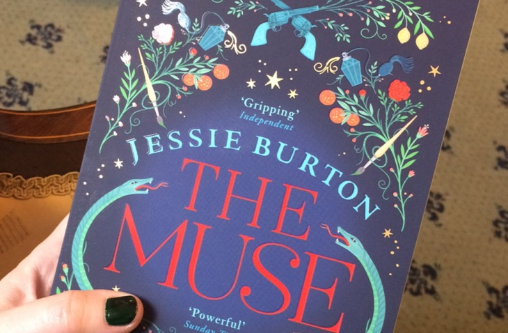 The Muse Jesse Burton book review