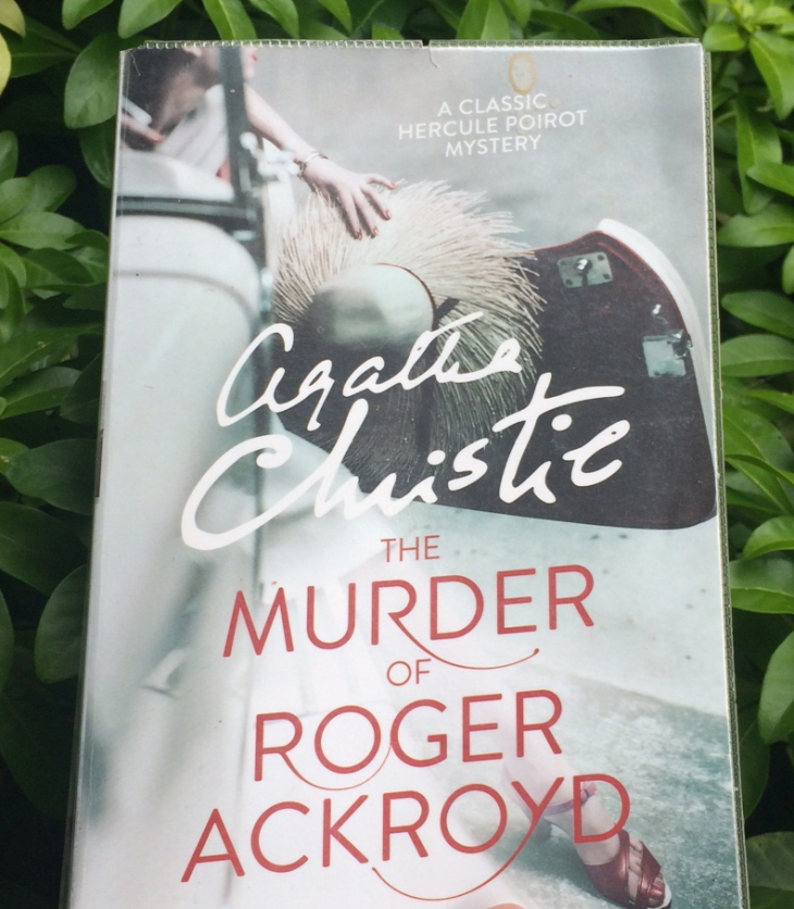 The Murder of Roger Ackroyd Agatha Christie book review books on the 7:47