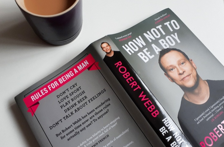 How Not to be a Boy by Robert Webb book review