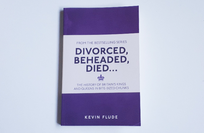 Henry VIII divorced-beheaded-died-kevin-flume-book-review
