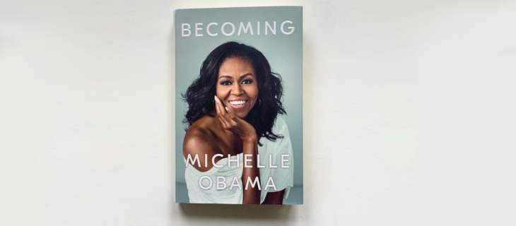 Becoming by Michelle Obama book review