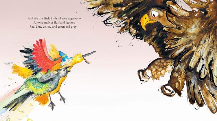 the-go-away-bird-julia-donaldson-catherine-rayner-illustration