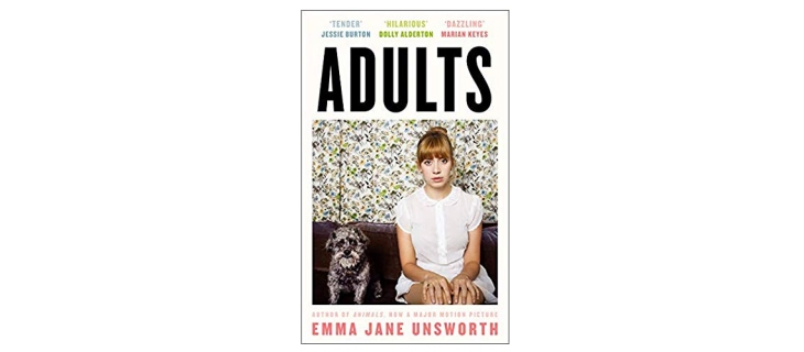 Adults Emma Jane Unsworth book cover review