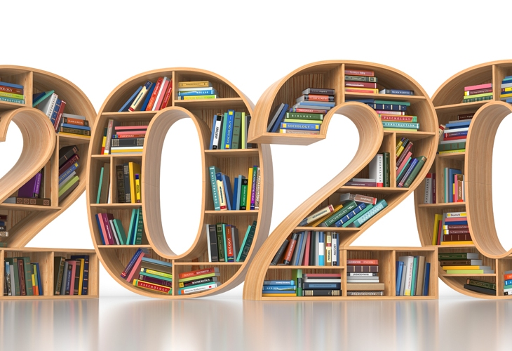 2020-reading-shelves-books