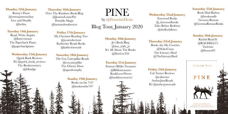 pine-blog-tour-francine-toon-book-review
