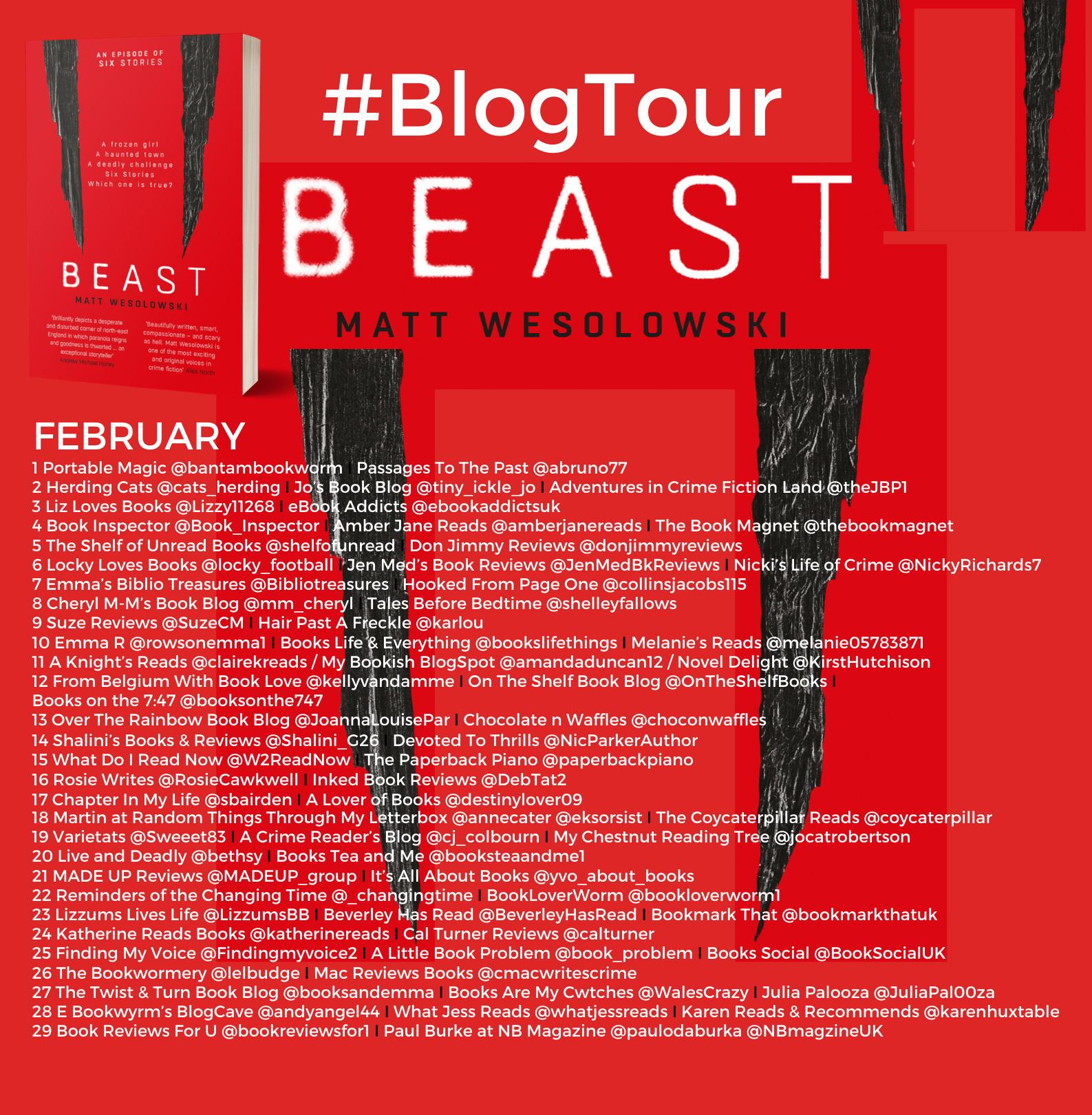 Beast BT Poster