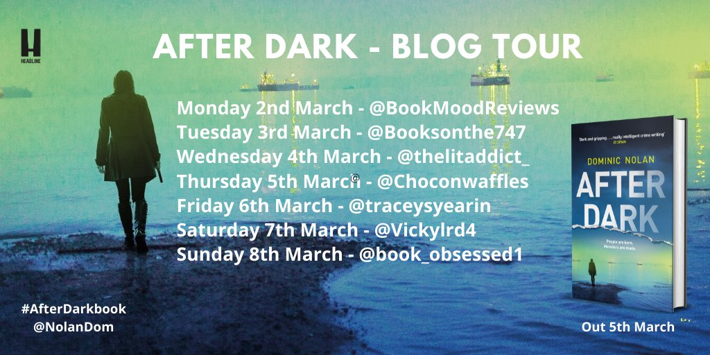 after dark dominic nolan blog tour books on the 7:47 review
