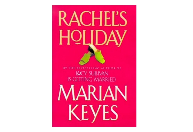Rachel's Holiday Marian Keyes book review books on the 7:47 audiobook
