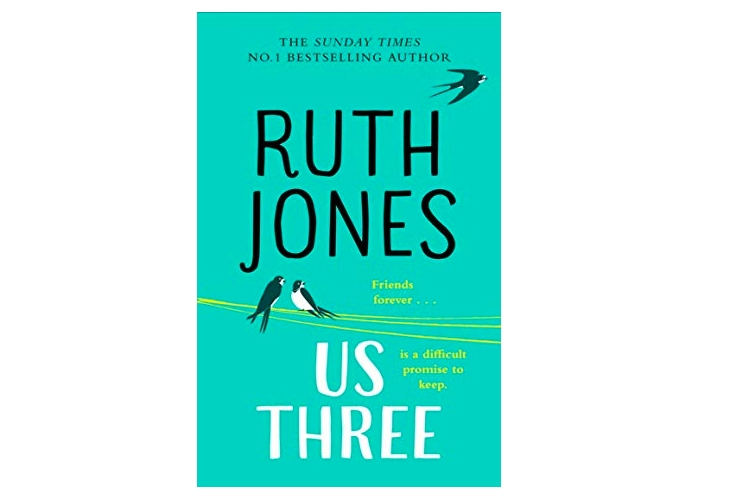 Ruth Jones Us Three book review books on the 7:47