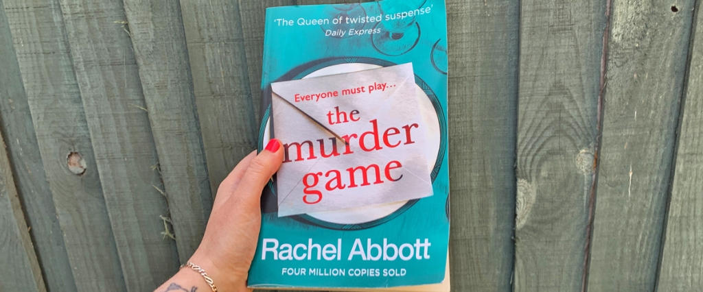 The Murder Game Rachel Abbott book review