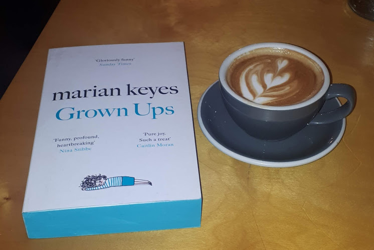 Grown Ups Marian Keyes book review
