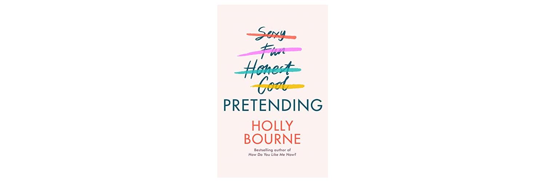 pretending holly bourne book review