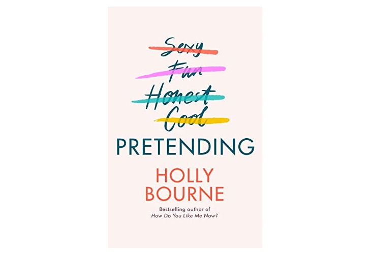 pretending holly bourne book review