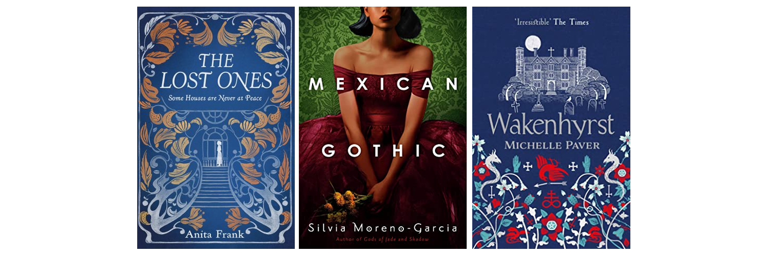 WWW Wednesday gothic book recommendations