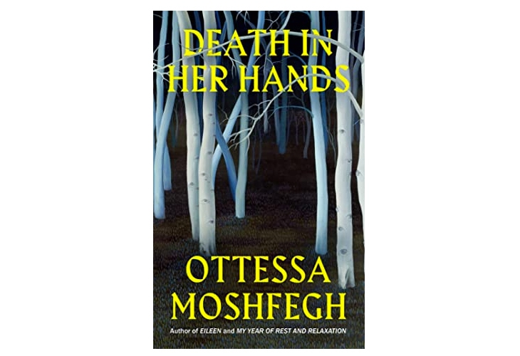 death in her hands Ottessa Moshfegh book review