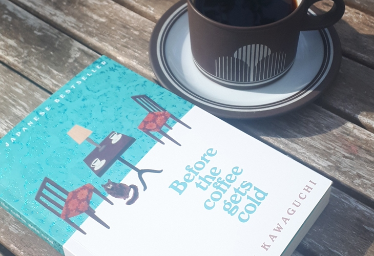 before-the-coffee-gets-cold book review
