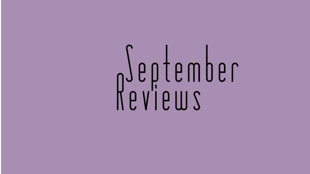 September reviews 2020 books on the 7:47