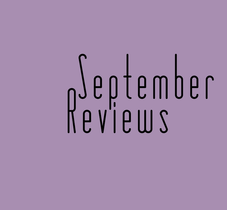 September reviews 2020 books on the 7:47