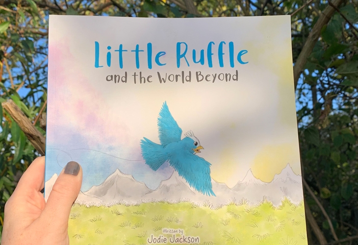 little-ruffle-jodie-jackson-book-review