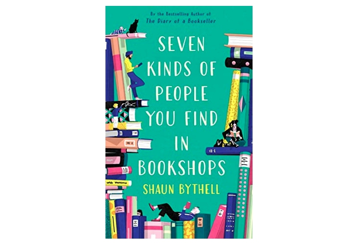Seven Kinds of People You Find in Bookshops by Shaun Bythell book review