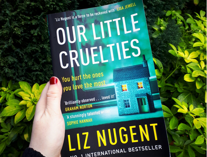 our little cruelties liz nugent book review