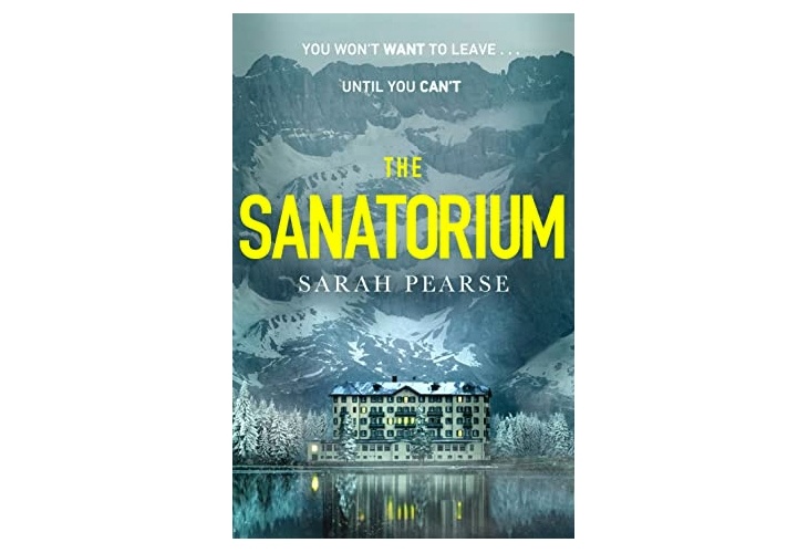 the sanatorium by sarah pearse book review