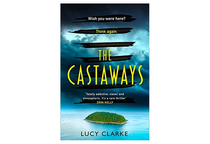 the-castaways-lucy-clarke-book-review