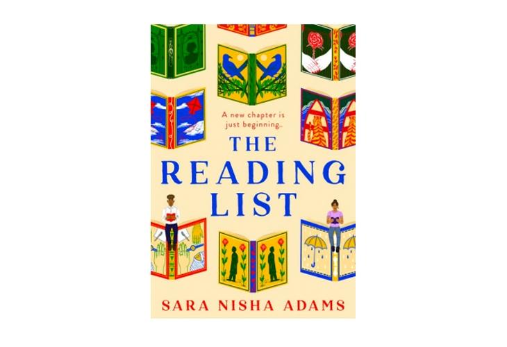 the reading list sara nisha adams book review