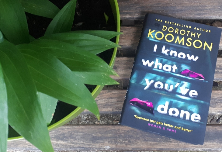 i-know-what-youve-done-dorothy-koomson-book-review