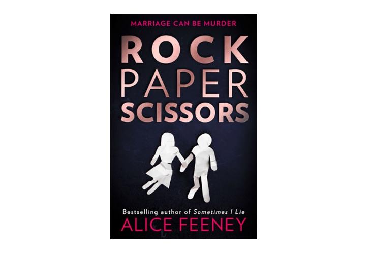rock paper scissors alice feeney book review