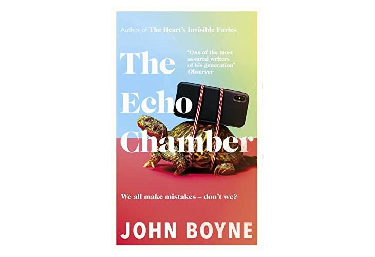 the echo chamber john boyne book review
