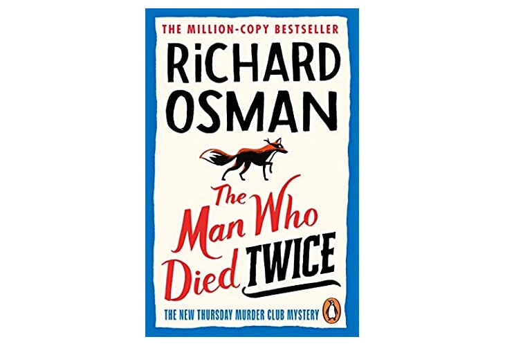 the man who died twice richard osman book review