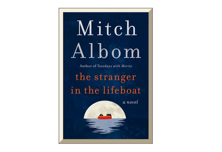 the-stranger-in-the-lifeboat-mitch-albom-book-review